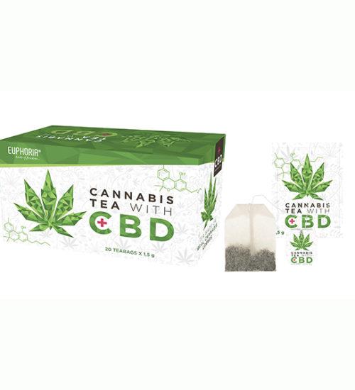 achat cbd Cannabis Tea CBD