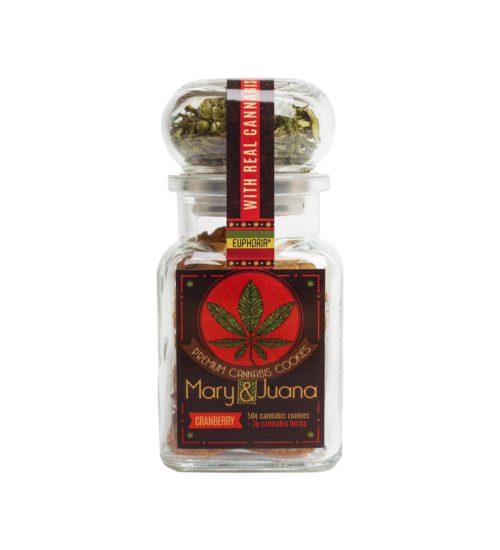 achat cbd Cookies Cranberry Premium Cannabis