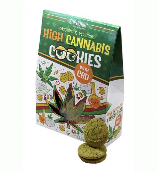 achat cbd High Cannabis Cookies CBD