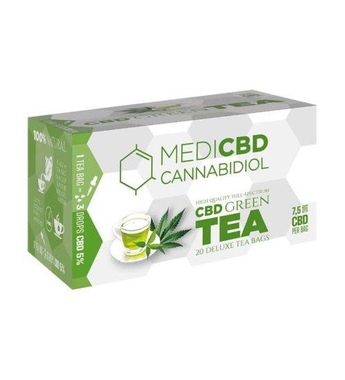 achat cbd MEDICBD Green Tea